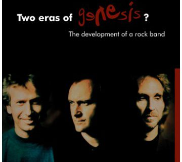 Two eras of Genesis - The development of a rock band by Philipp Röttgers