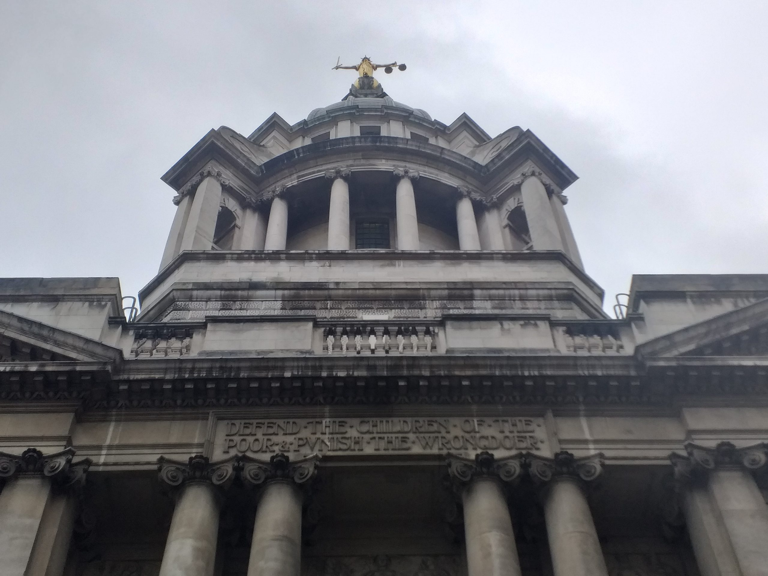 Old Bailey (Photo: Philipp Röttgers)