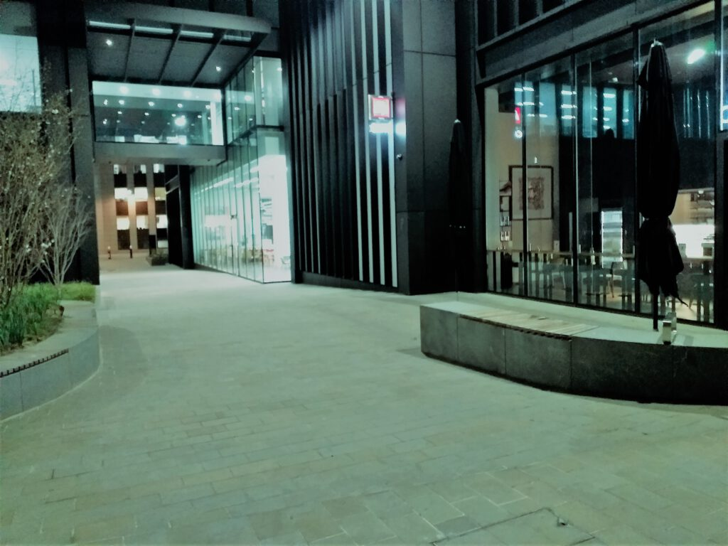 Mitre Square, London, site of the murder of Catherine Eddowes (Photo: Philipp Röttgers)