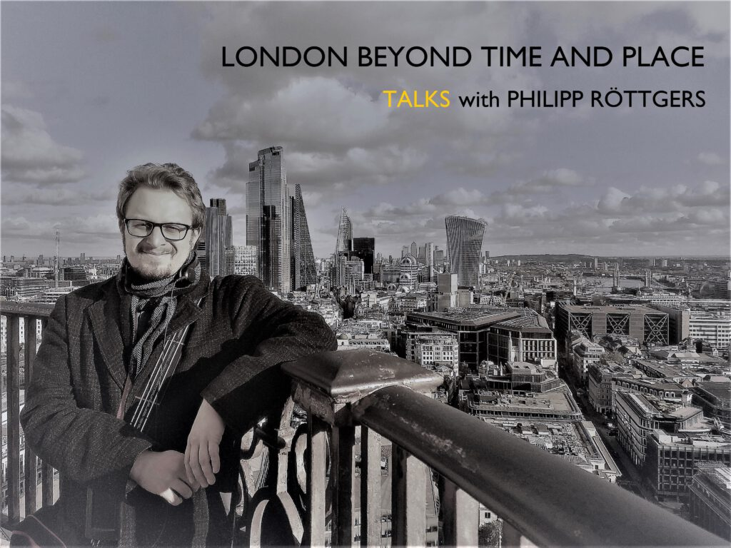 Philipp Röttgers Talks beyond time and place