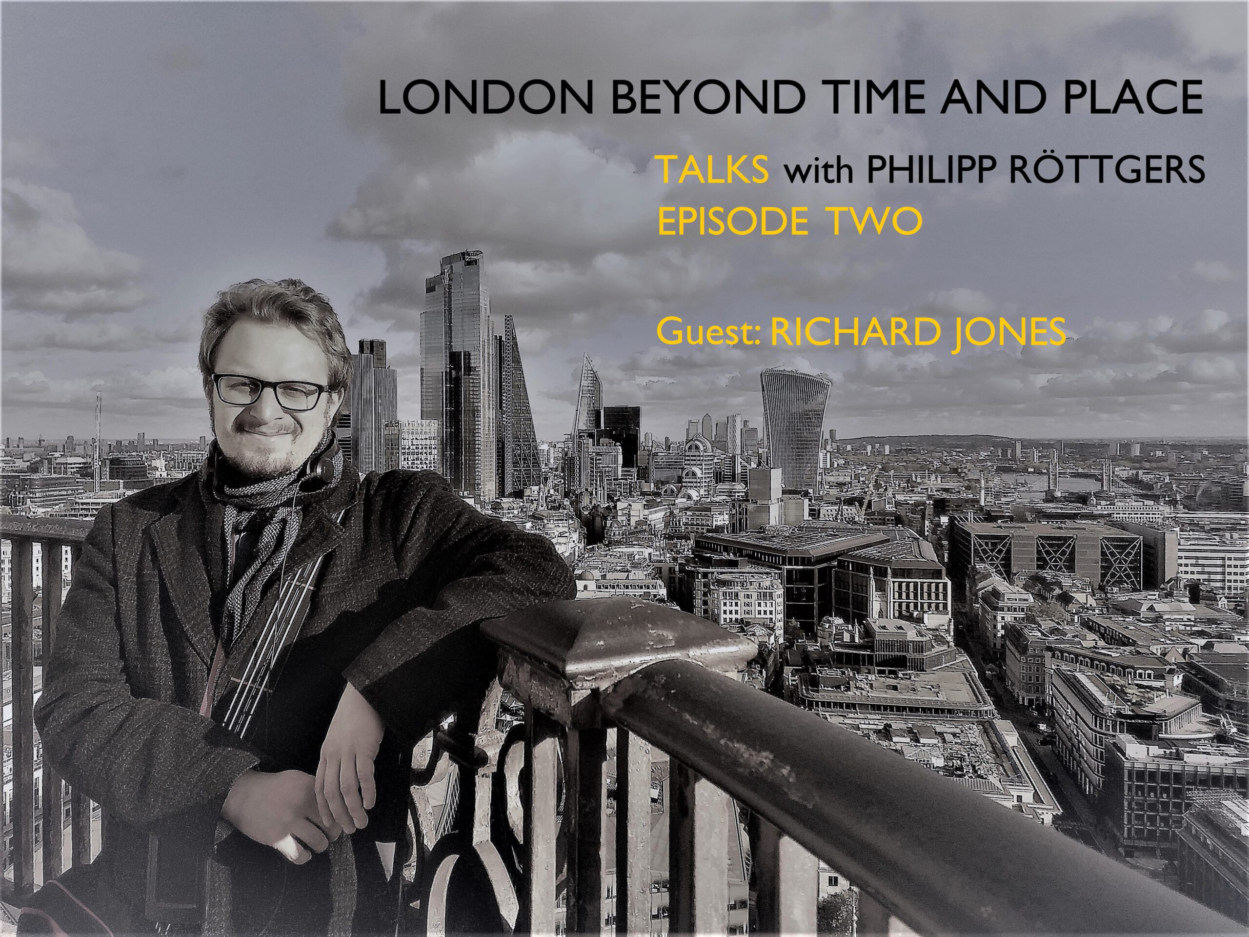 PhilippRöttgers Talks beyond time and place Logo New Episode Two